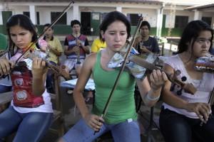 orquesta paraguay