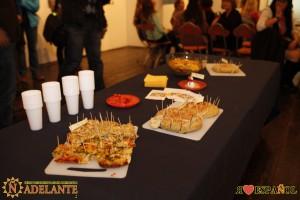 Кулинарный мастер-класс и конкурс испанских тортилий